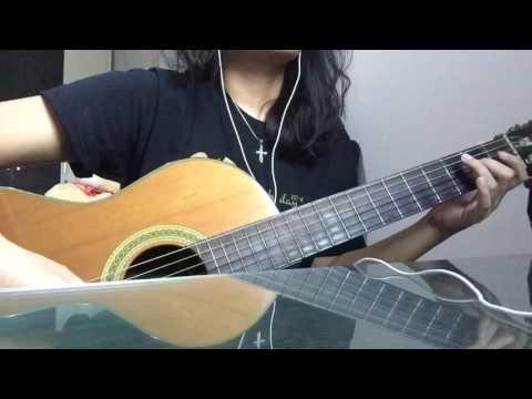 Ikke Nurjanah - Terlena cover || Acoustic guitar