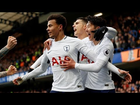 Tottenham Hotspur Top 20 Goals 2017-18 (HD)