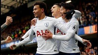 Tottenham Hotspur Top 20 Goals 2017-18 (HD)
