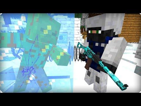 Начало ядерной зимы? [ЧАСТЬ 5] Зомби апокалипсис в майнкрафт! - (Minecraft - Сериал)