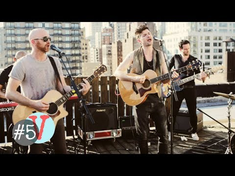 Best Band In The World | Best POP ROCK Bands of All Time | Top 5 Best Band [TheFiveVidsShow]✔