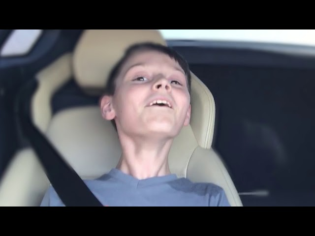 Kid Goes For Ride In Twin Turbo Lambo In Mexico?
