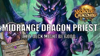 Kobolds and Catacombs Dragon Priest | A new era of Midrange Dragons