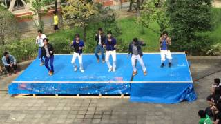三代目Summer Madness & R.Y.U.S.E.I.緑風冠高校9期生 初代 Kimu Soul Brothers 文化祭2015