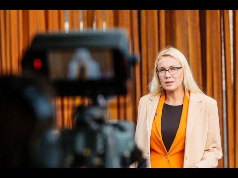 Statement by Estonian Minister for Economic Affairs and Infrastructure Kadri Simson 21 September