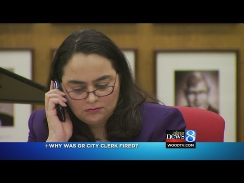GR City Clerk Lauri Parks out of job