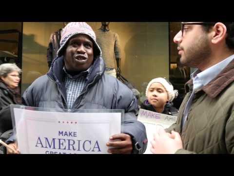 Black Trump Backer Says Open Borders Are Crushing Black Employment