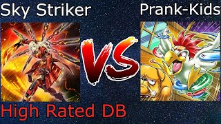 Sky Striker Vs Prank-Kids High Rated DB Yu-Gi-Oh! 2021