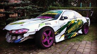 NISSAN 200SX S14,5 PROGRESS  #KRSTDRFT drift lifestyle vlog #228