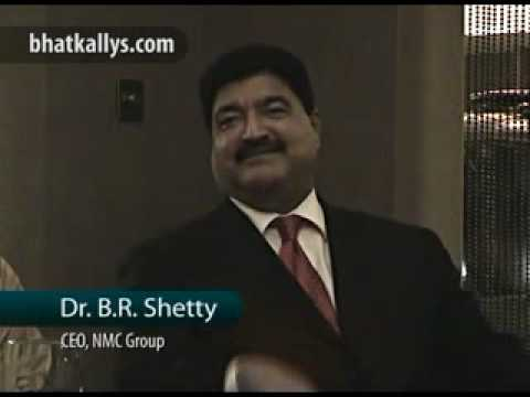 2 of 3 - Dr B R Shetty - A Self Biography