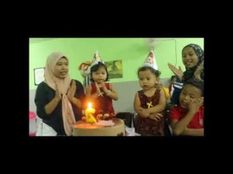HAPPY BIRTHDAY CINTA AISHAH