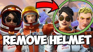 How to unlock MOONWALKER and SPACEMAN NEW STYLES (Fortnite Battle Royale)