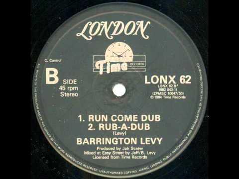 Barrington Levy - Run Come Dub / Rub-a-Dub