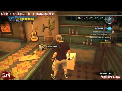 Dead Rising 2 Cheats Codes Cheat Codes Weapon Combos