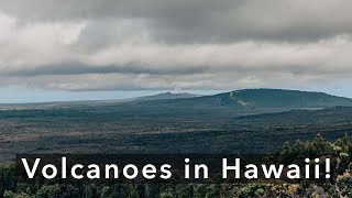 Hawaii Vlog #4: Exploring Hawaii Volcanoes National Park (pt.1)