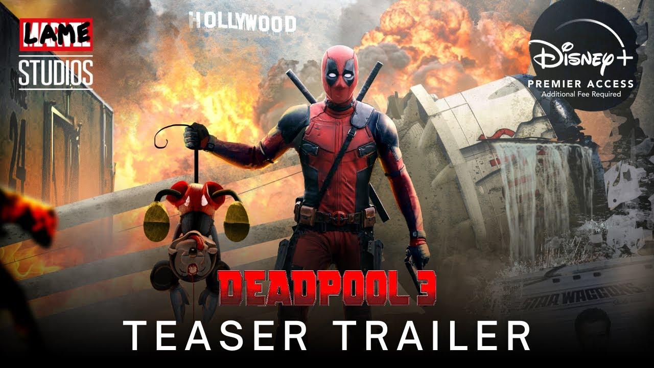 Download DEADPOOL 3 (2023) | Teaser Trailer | Marvel Studios & Disney+