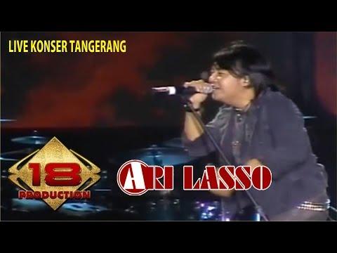 "AKSI KEREN .. !! "" ARI LASSO "" CINTA BUTA (LIVE KONSER TANGERANG 10 APRIL 2008)"