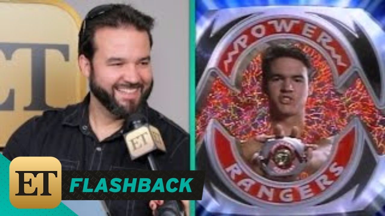 Exclusive Original Red Power Ranger Austin St John Returns To Hollywood After 20 Years Youtube
