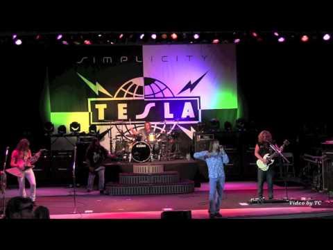 """TESLA """"MP3"""" 6-29-2014 Pleasanton CA"""