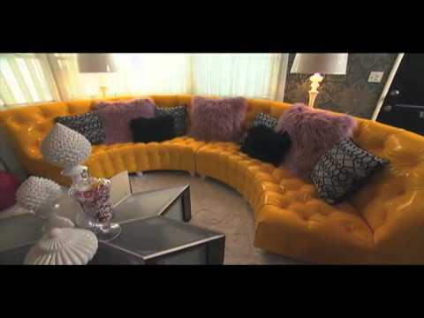 as seen on hgtv 39 d david bromstad cyan design sophisticated interior design youtube. Black Bedroom Furniture Sets. Home Design Ideas