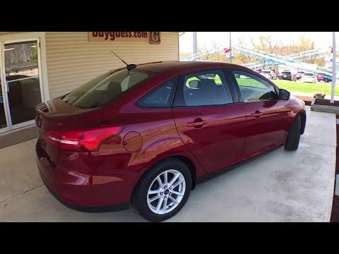 2015 Ford Focus Canton, Waynesburg, Minerva, Steubenville, Carrollton, OH, Ohio U21056