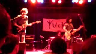 "Yuck - ""Coconut Bible"" @ Bowery Ballroom (New York, May 7th)"