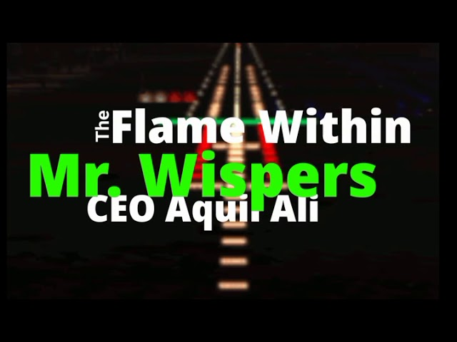 Mr.Wispers and CEO Aquil Ali Hosts Feature Tina ATL