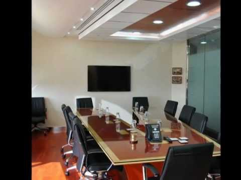 Conference Room Interior Design Ideas | Commercial interior designer in Thane@ elevation