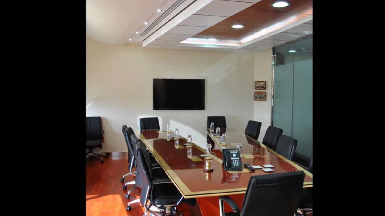 Conference Room Interior Design Ideas | Commercial interior designer in Thane@ elevation - YouTube