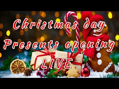 🎄🎁 LIVE CHRISTMAS DAY PRESENT OPENING WITH 9 MENTAL KIDS 🎁🎄