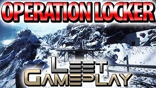 [BF4] DEBULHANDO OPERATION LOCKER [1337 GAMEPLAY] ► BF4 Launch!