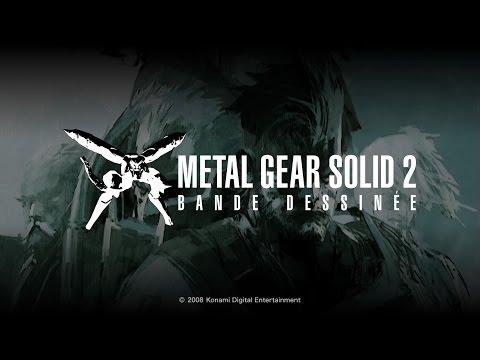 Metal Gear Solid 2: Bande Dessinée (Japanese)