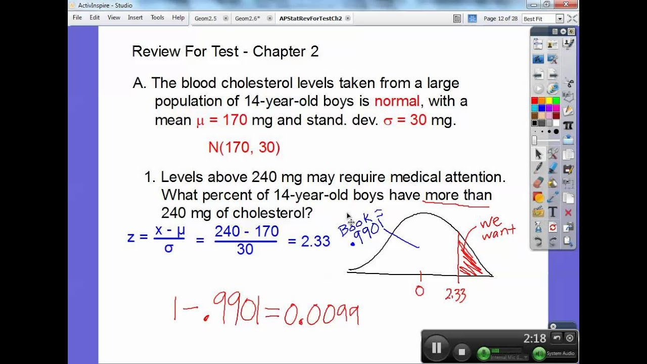 review for stats test on chapter 2 youtube rh youtube com Statistics Exam Questions and Answers Introduction to Statistics Practice Test