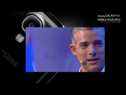 Samsung Galaxy S4 - Tour Mundial - Evento de lançamento - Rio de Janeiro - Brasil