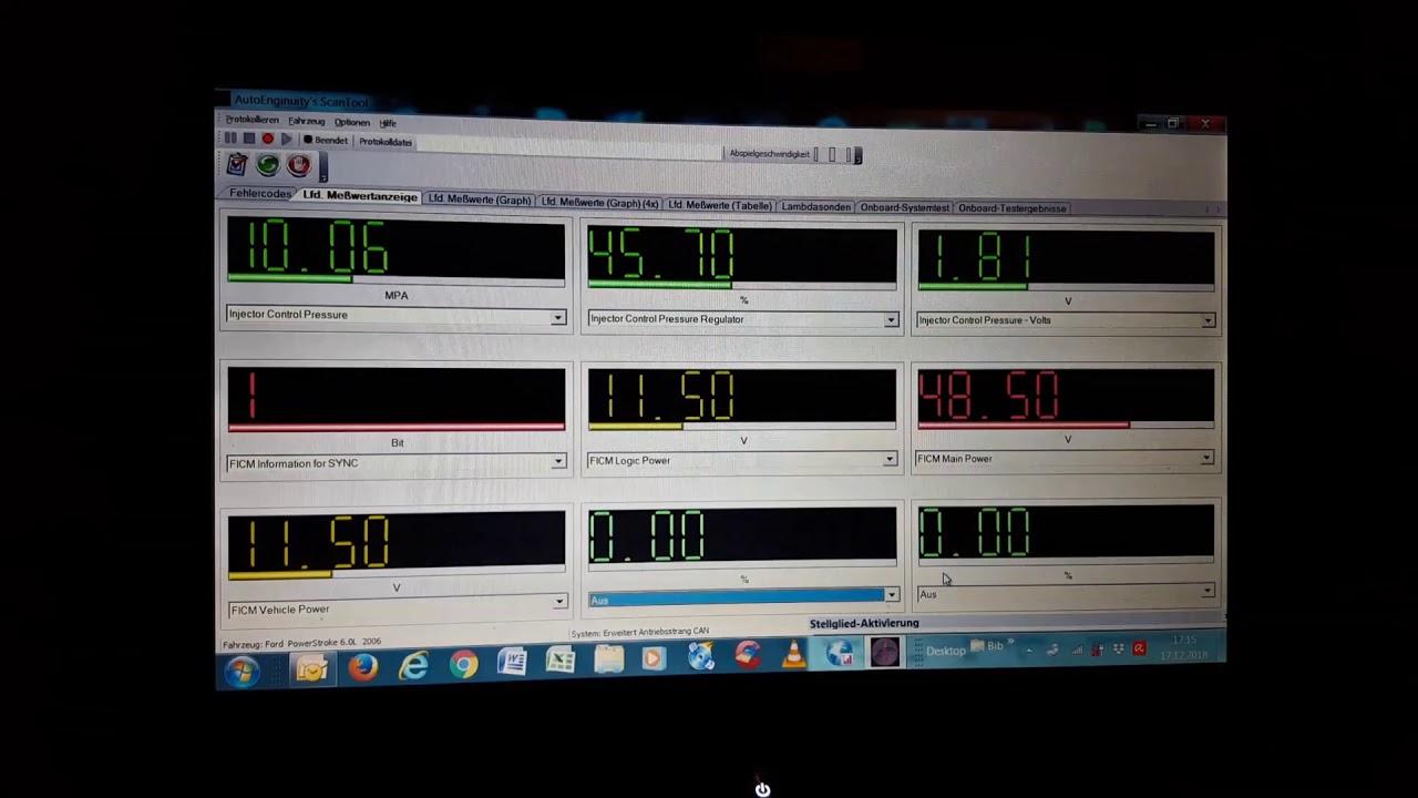6 0L running rough cold - FICM ok - power balance ok - Diesel Forum