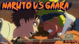 Naruto Ultimate Ninja Storm: Naruto vs Gaara (English)