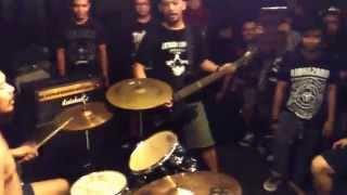 Compulsion to Kill Live at Rainhouse Ipoh 2014