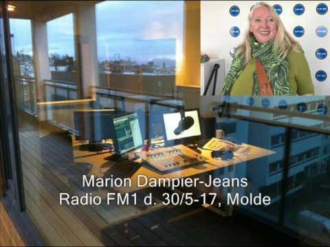 Marion Dampier-Jeans hos Radio FM1 (Norsk/Dansk)
