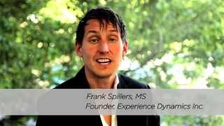 Gambar cover Frank Spillers, MS (Experience Dynamics)- Intro