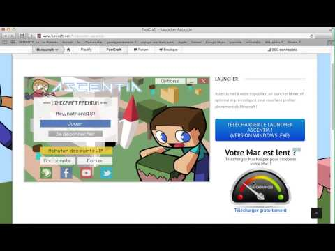 Comment telecharger minecraft ascentia sur mac version - Comment telecharger open office sur mac ...
