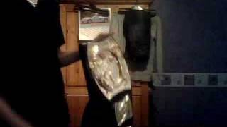 The WWE Spinner Deluxe Replica Championship Title Belt