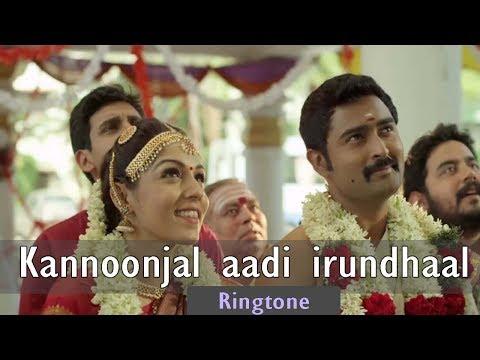 Kannoonjal aadi  Ringtone - Wedding Song