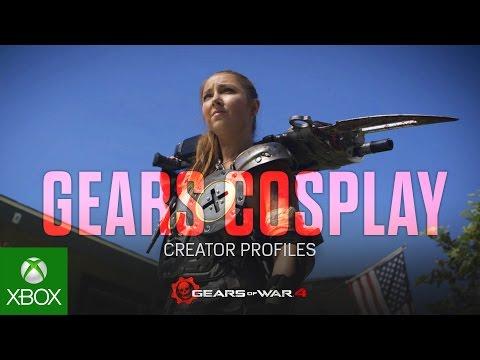 Gears of War 4 –Cosplay Creator Spotlight