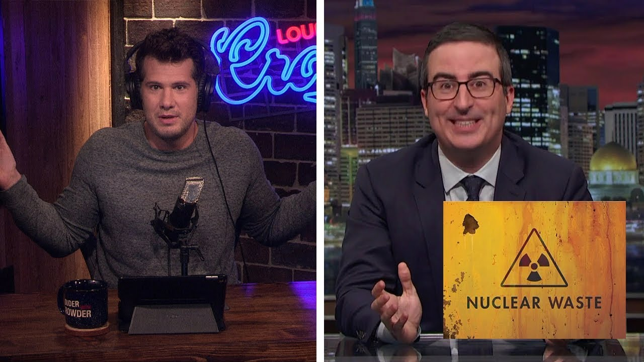 Steven Crowder's video on Nuclear Energy
