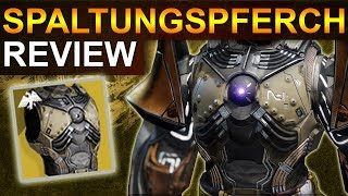 Destiny 2: Spaltungspferch Review (Deutsch/German)