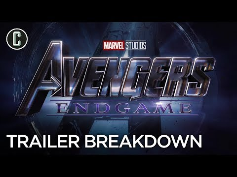 The Josh Odson Show - Avengers: Endgame - Trailer Breakdown