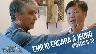Emilio encara al acosador coreano | En su propia trampa