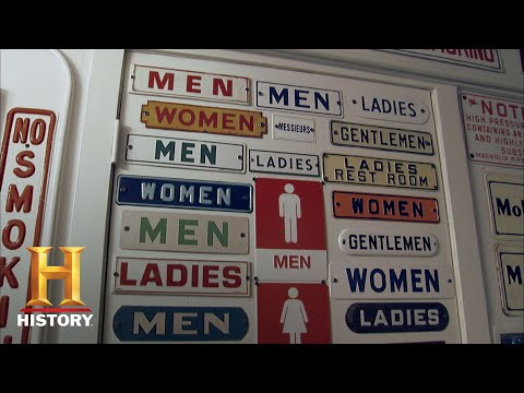 American Pickers: A Bathroom Fit for a Collector (Season 17, Episode 2) | History