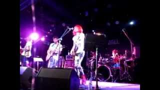 20120928 - Candy Lo X KOLOR - I [The WALL Live House]