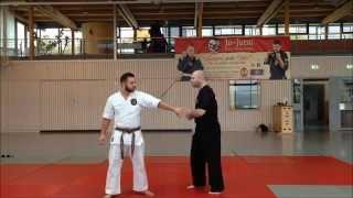 Tuite Jitsu: Flow Drill